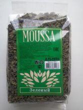 Чай зеленый Moussa 200 гр