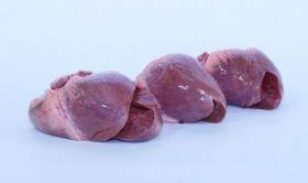 Сердце говяжье Бразилия от 3 кг