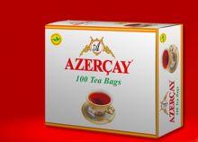 Азерчай Букет 100 пакетиков Азербайджан