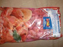 Креветки варено мороженная 70/90 (глазировка 20%) Вкус Севера от 1,0 кг